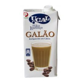 CAFE AU LAIT GALAO 1LT UCAL