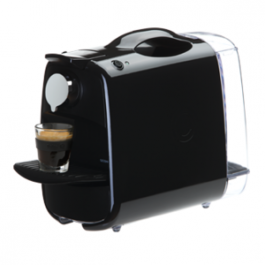 MACHINE A CAFE DELTA Q COOL NOIRE