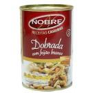 DOBRADA COM FEIJAO NOBRE